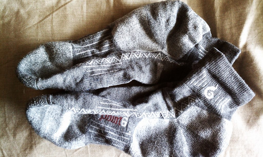 Point 6 Wool Socks