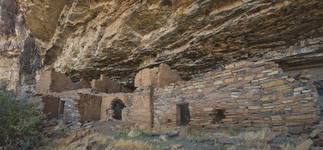 Pueblo Canyon Cliff Dwelling