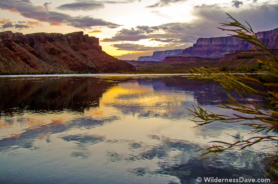 Sunset at Lee's Ferry - Photograph of the Week