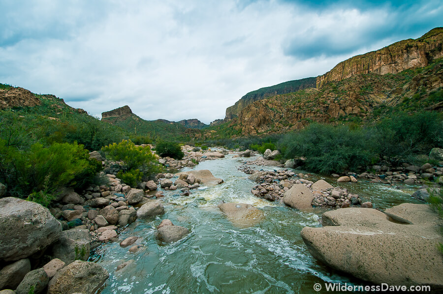 1 - Boulder Creek-Superstition Wilderness