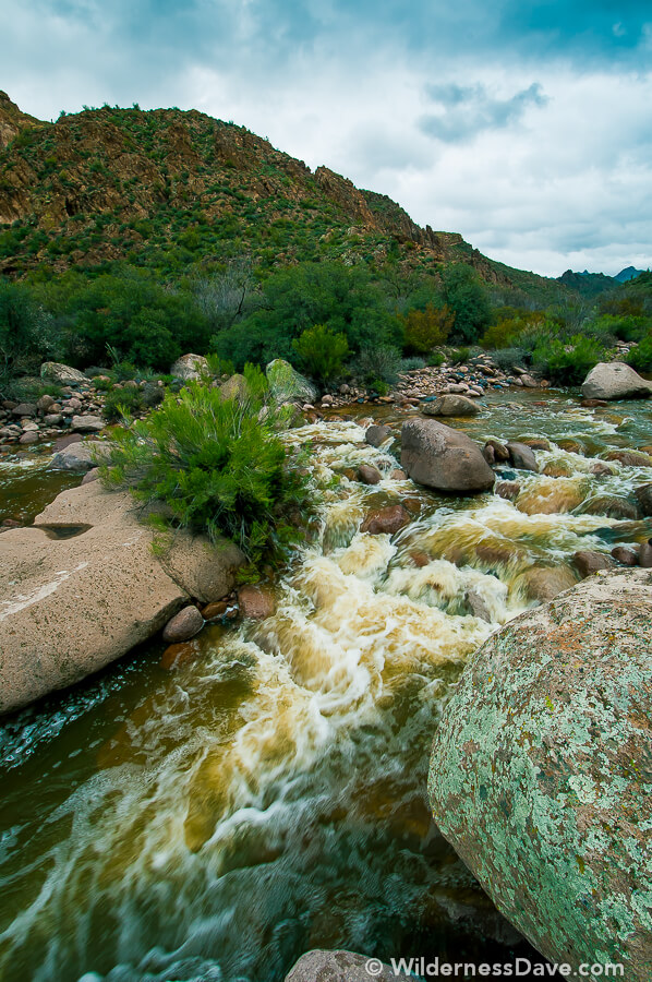 2 - Boulder Creek-Superstition Wilderness