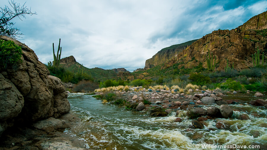 3 - Boulder Creek-Superstition Wilderness