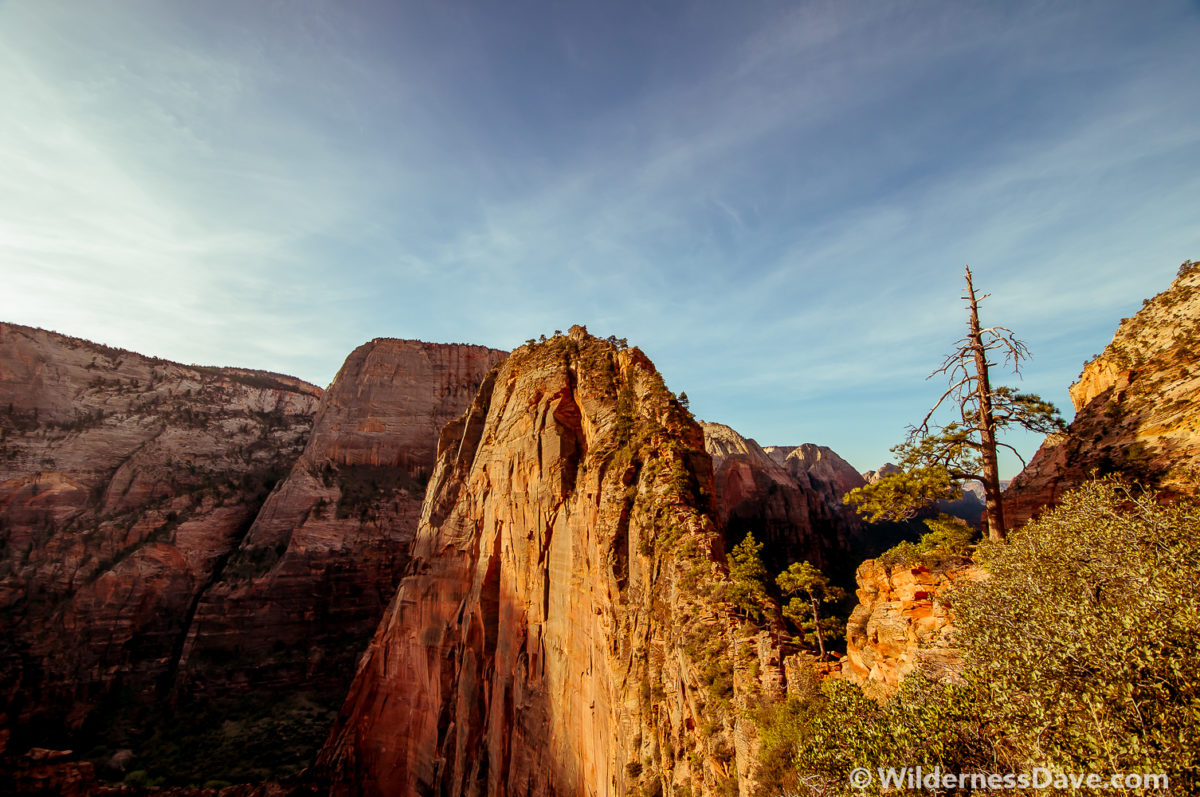 Angel's Landing at Zion National Park