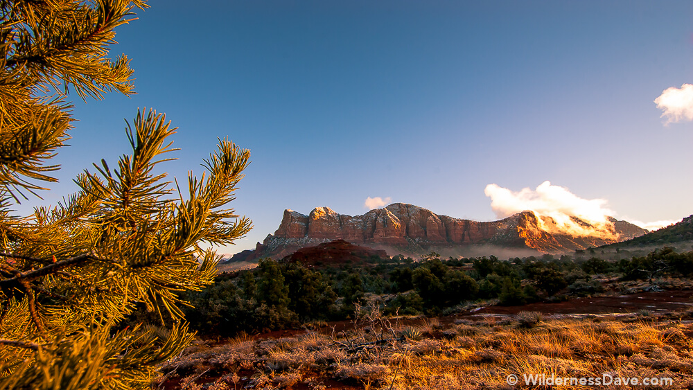 Photograph of the Week - Sedona Sunrise