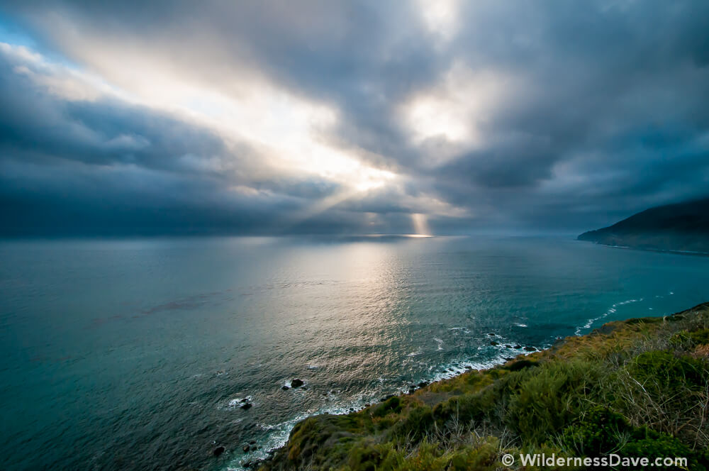Photograph of the Week - Big Sur Lightroom