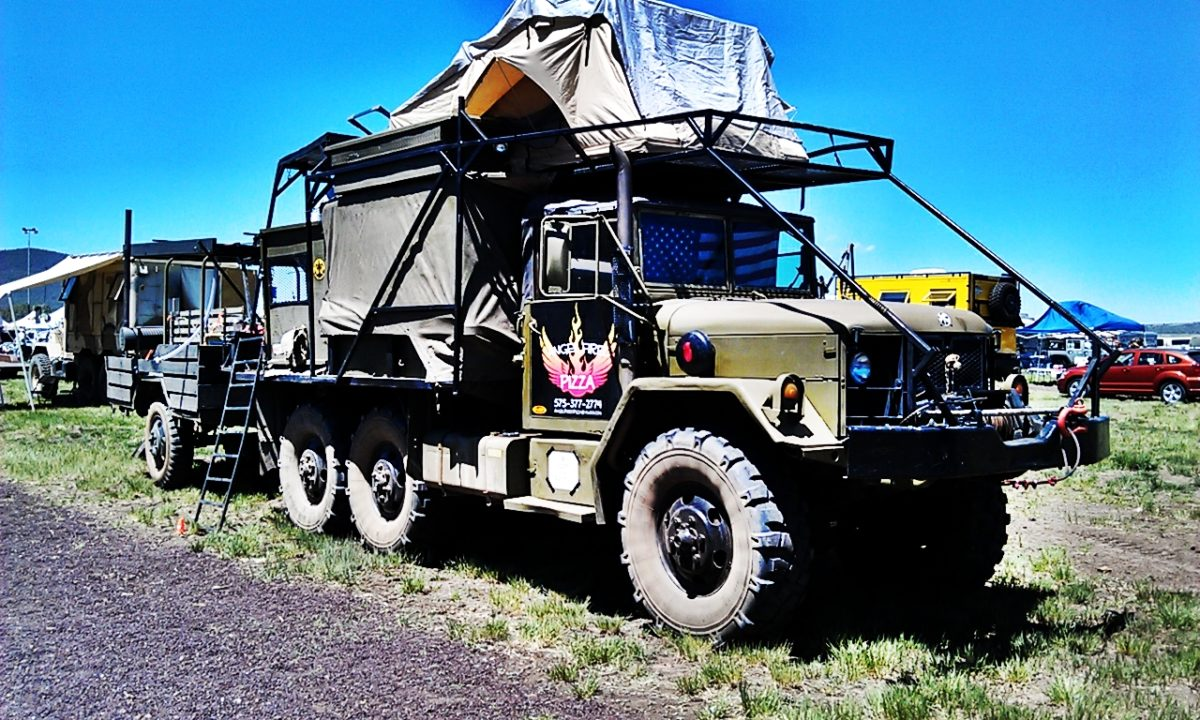 Overlanding Rig from Overland Expo 2012