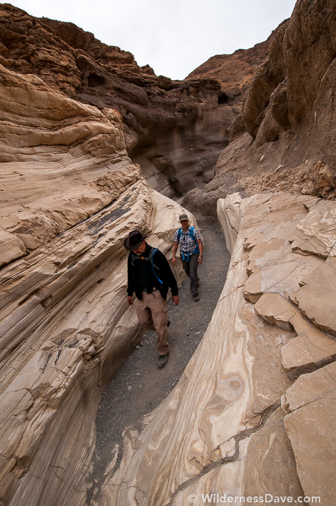 Mosaic Canyon ATQA- Death Valley