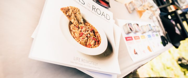 Forks in the Road – A Travelers Cookbook