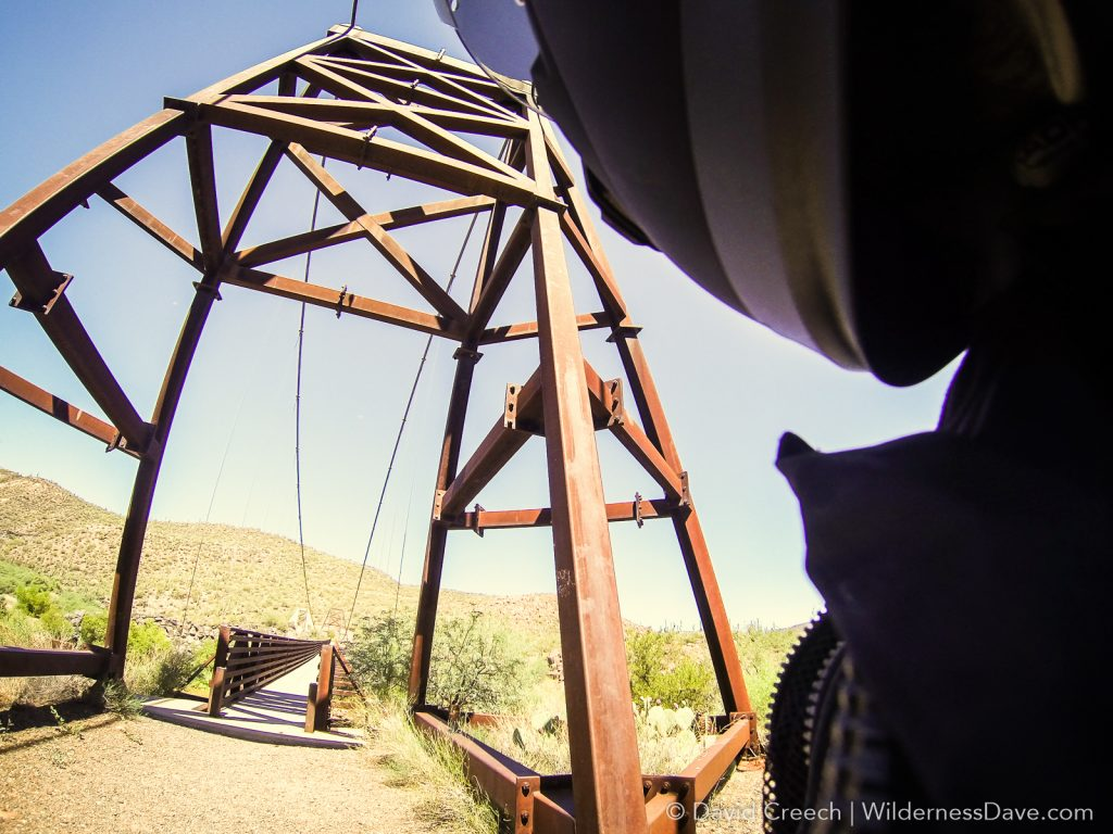 Solo Travel into the backcountry Sheeps Bridge