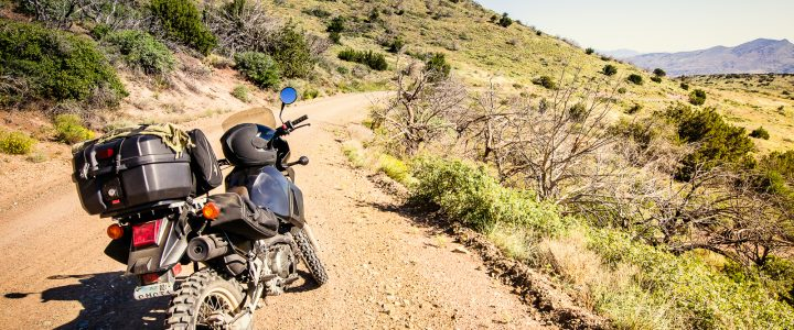 Camp Creek Road: Solo Adventure on the KLR…