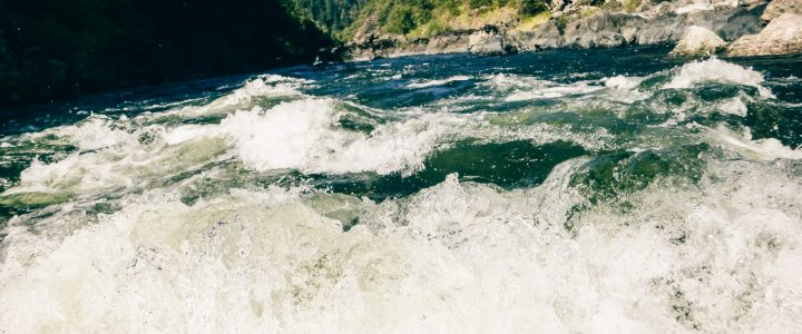 First Time Down the Rogue River…Again…