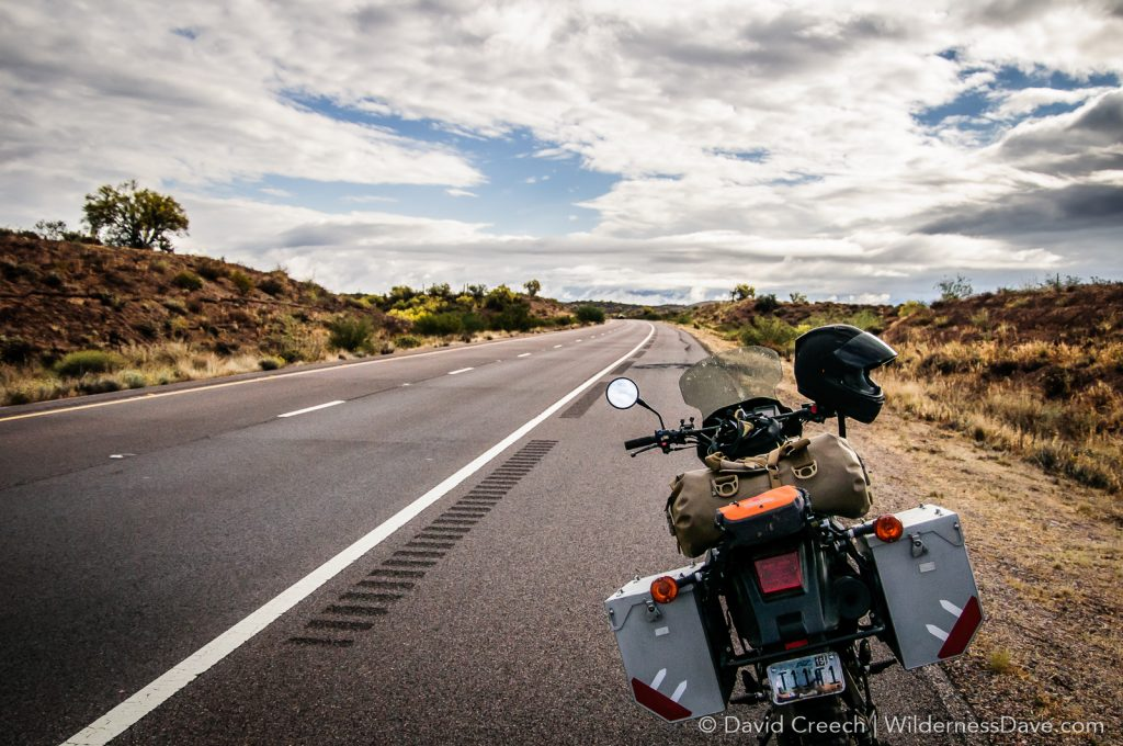 Solo Travel on the Beeline Highway