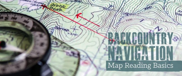 Backcountry Navigation: Map Reading Basics