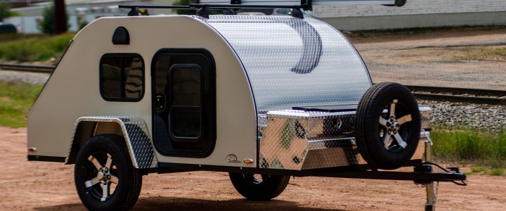 The Making of a Teardrop Trailer…