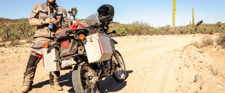 Stand Out Gear: Choice gear for moto travel