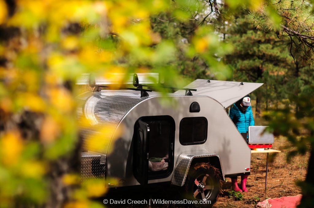 teardrop trailer camp